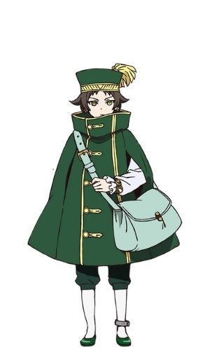 Lucius Luca Oriflamme, personagens de Vanitas no Carte
