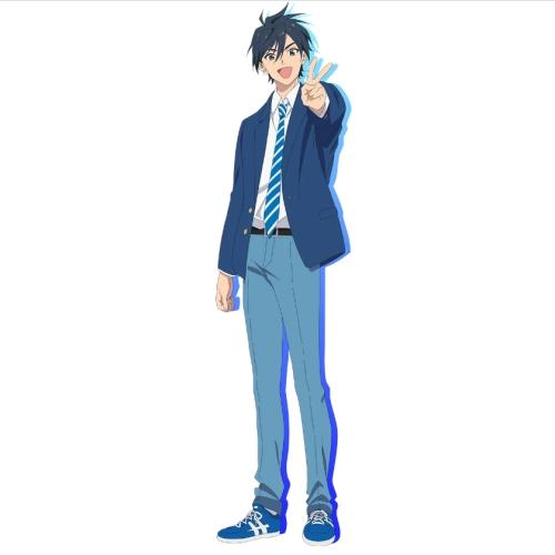 Minato Kiyomizu, personagens de Re-Main