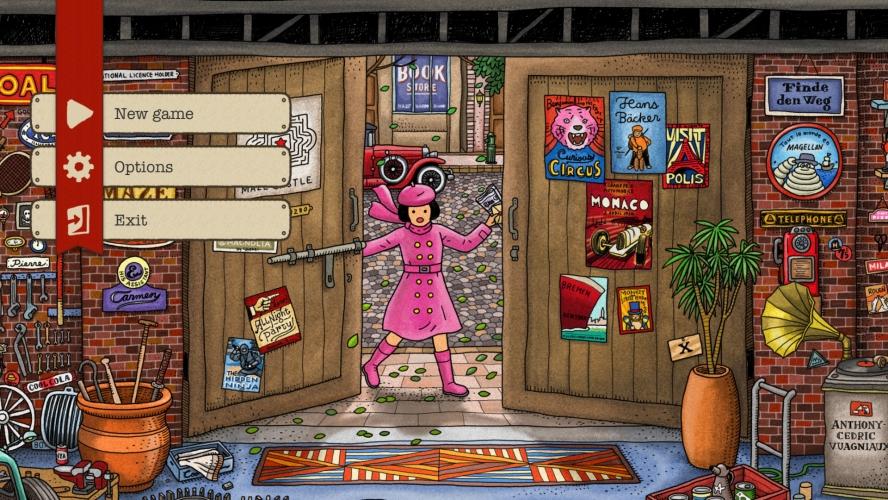 Captura de tela de Labyrinth City: Pierre The Maze Detective