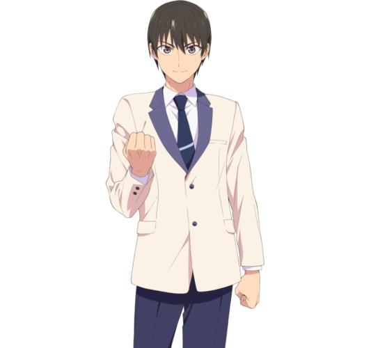 Naoya Mukai - personagens de Kanojo mo Kanojo
