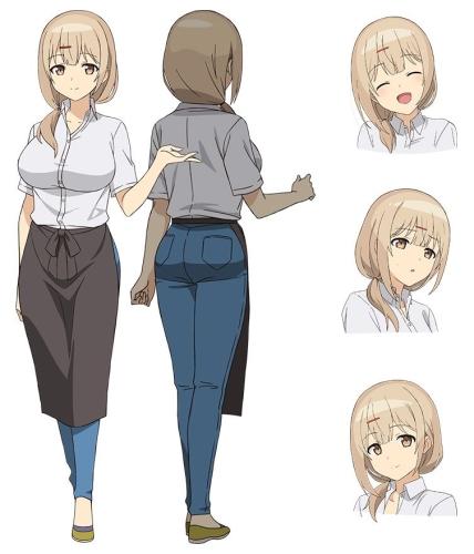 Store Manager, personagens de Jahy-sama wa Kujikenai