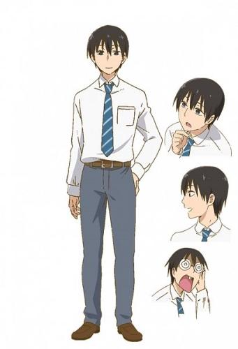 Makoto Takiya, personagens de Kobayashi-san
