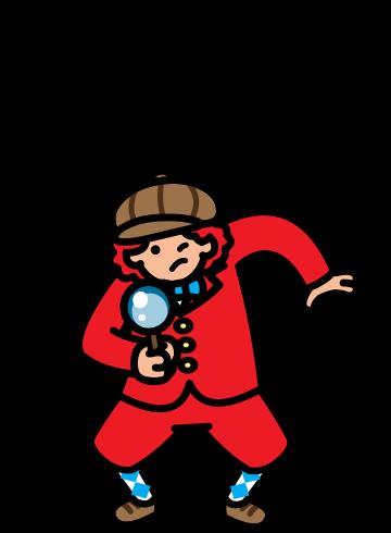 Detetive Pierre, personagem de  Labyrinth City: Pierre The Maze Detective
