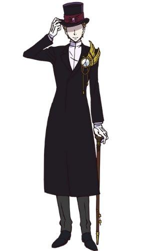 Sensei, personagens de Vanitas no Carte