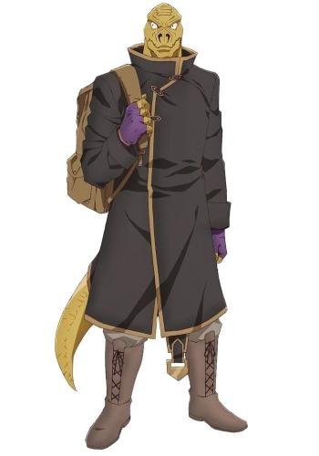 Wanibe, personagens de Meikyuu Black Company