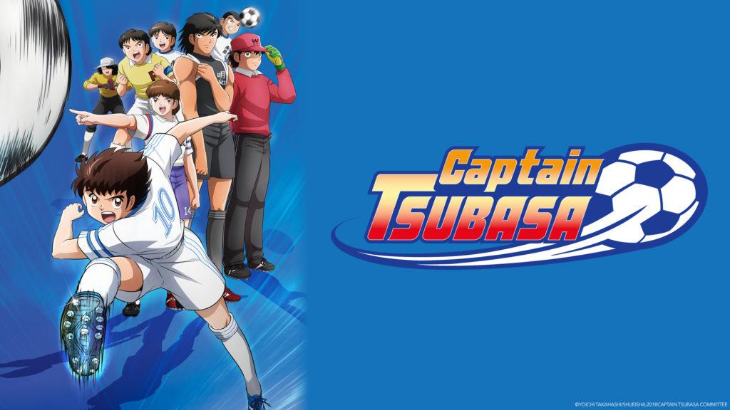 Crunchyroll anuncia Captain Tsubasa dublado e legendado na plataforma