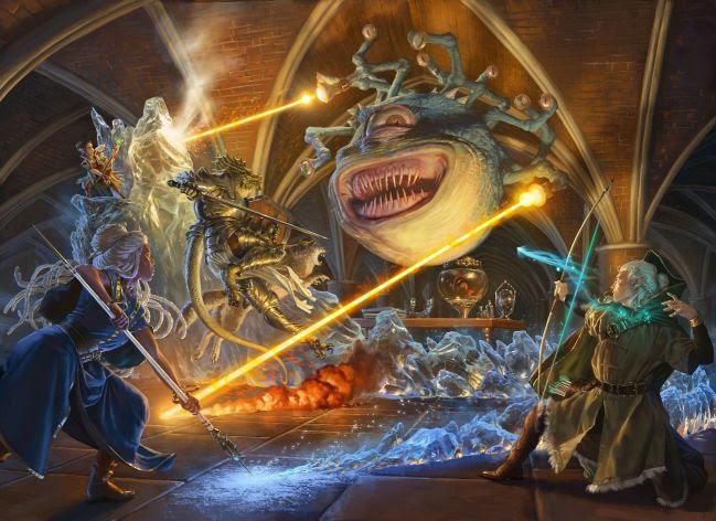 Dungeons & Dragons chega ao multiverso de Magic: The Gathering em 8 de julho
