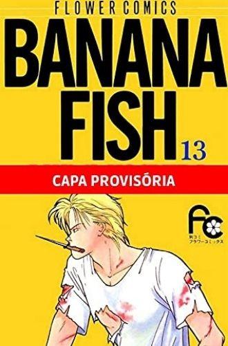 Banana Fish Volume 7 - Lançamentos Mangás agosto de 2021