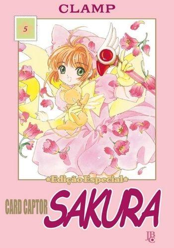 Card Captor Sakura Especial - Lançamentos de agosto de 2021