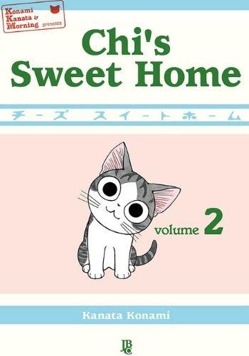 Chi's Sweet Home Vol. 02 - Lançamentos de agosto de 2021