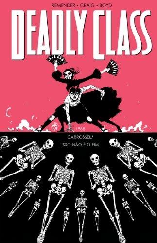 Deadly CLass - Lançamentos da Editora Devir
