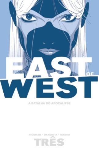 East West - Lançamentos da Editora Devir