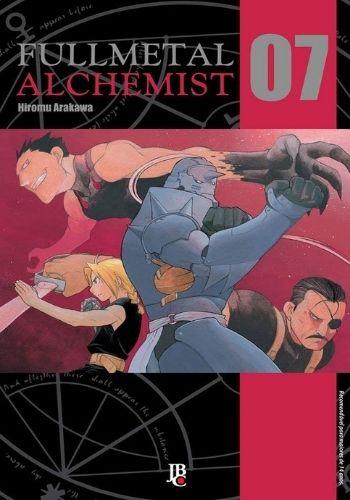 Fullmetal Alchemist - Lançamentos de agosto de 2021