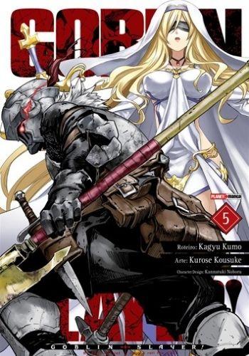 Goblin Slayer – 05 - Lançamentos Mangás agosto de 2021
