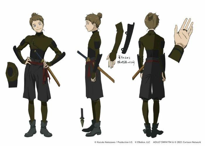 Kaede, personagens de Fena: Pirate Princess
