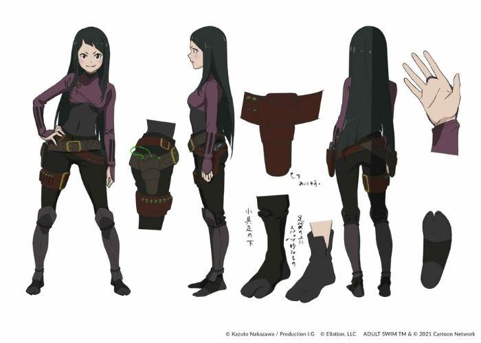 Karin, personagens de Fena: Pirate Princess