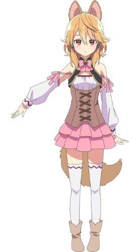 Latifa - personagens de Seirei Gensouki: Spirit Chronicles