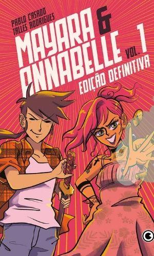 Mayara & Annabelle Edição Definitiva - Lançamentos de agosto de 2021