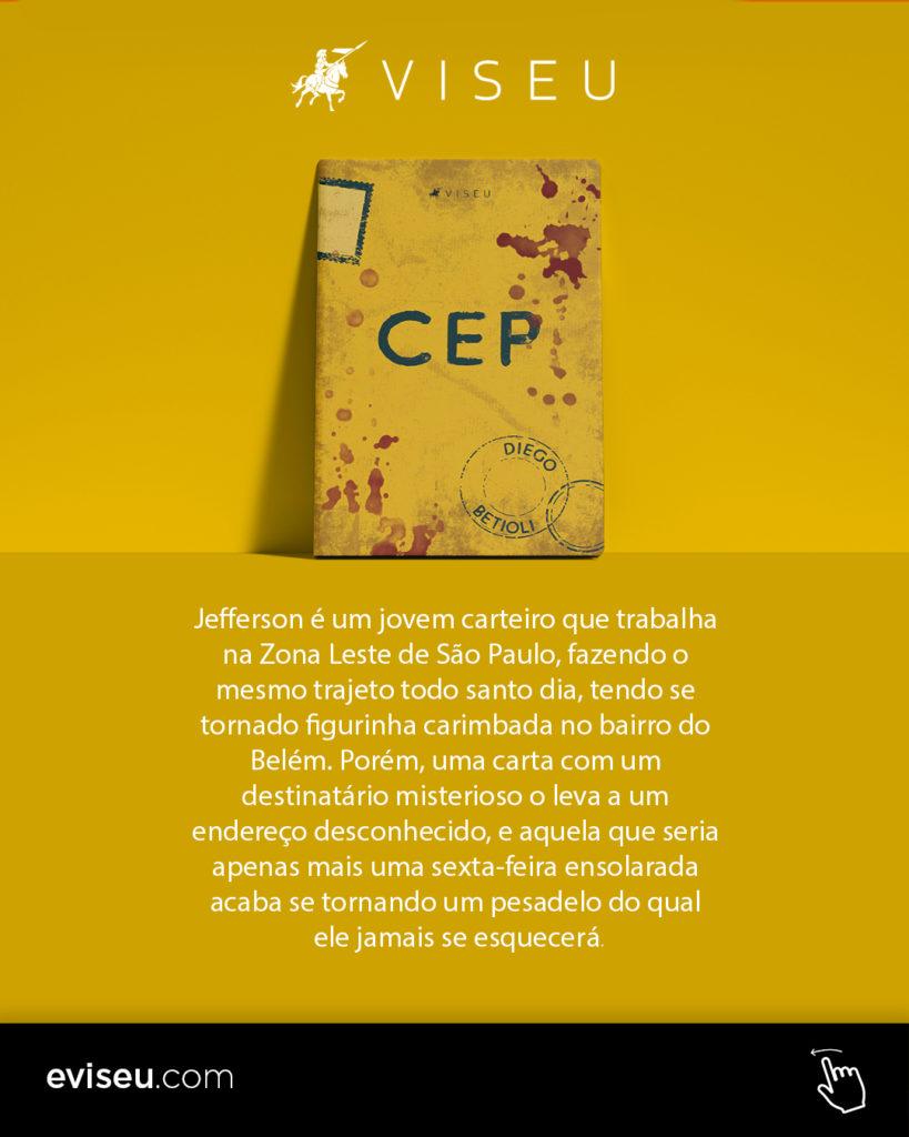 Lançamento livro CEP