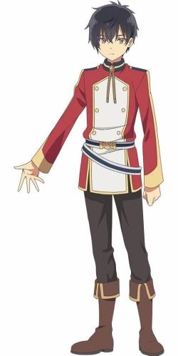 Rio - personagens de Seirei Gensouki: Spirit Chronicles