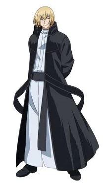 Sumeragi, os personagens de Peach Boy Riverside
