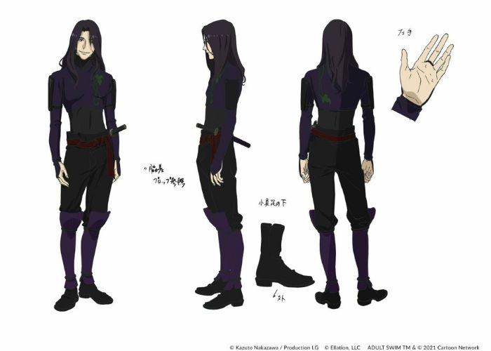 Shitan, personagens de Fena: Pirate Princess