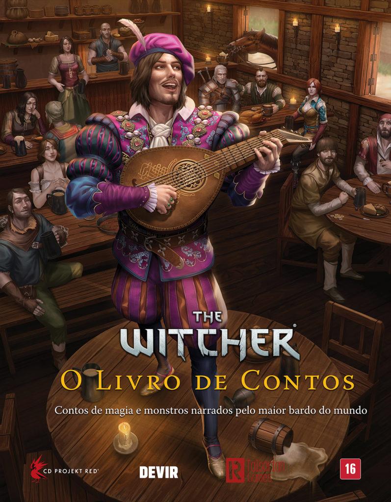 the witcher o livro de contos