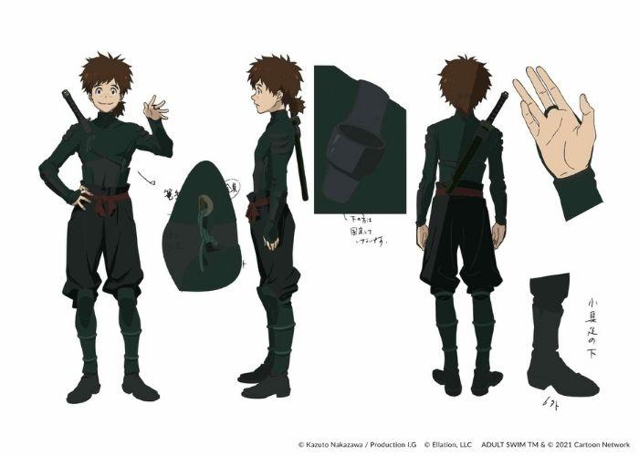 Tsubaki, personagens de Fena: Pirate Princess
