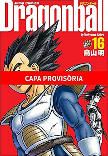 Dragon Ball Edição Definitiva #16  - Lançamentos de mangás de Setembro 2021