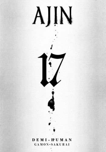 Ajin #17 - Lançamentos mangás Setembro 2021
