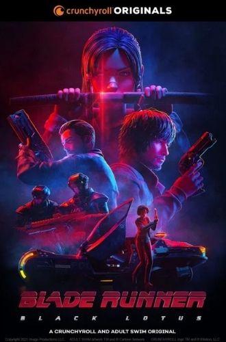 Blade Runner: Black Lotus - Temporada animes outubro 2021