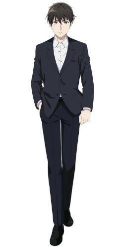 Kimihiko Kimizuka - personagens de Tantei Wa Mou