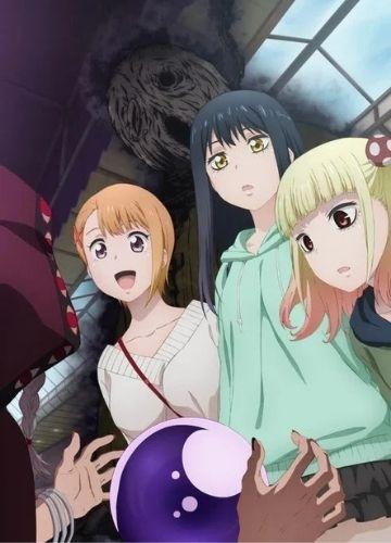 Mieruko-chan - Temporada animes outubro 2021