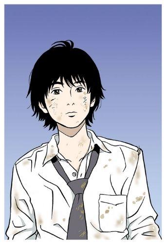 Os personagens de Sonny Boy - Nagara