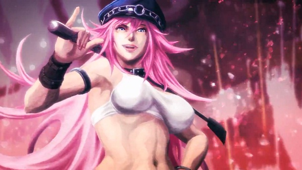 Poison (Street Fighter/Final Fight)