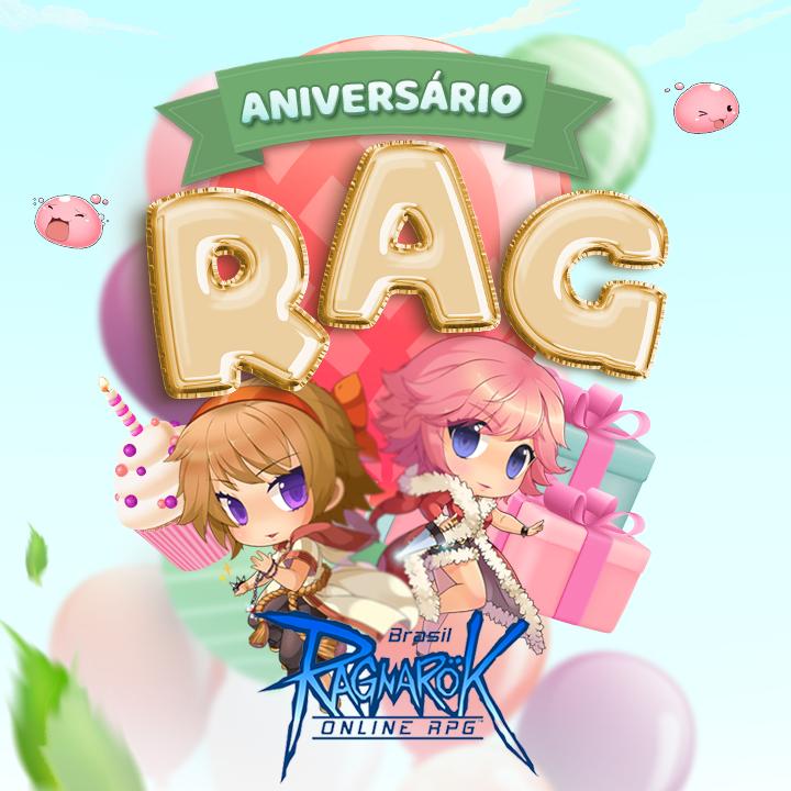 Ragnarök Online comemora 17 anos no Brasil