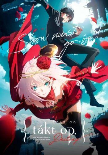 takt op: destiny  - Temporada animes outubro 2021