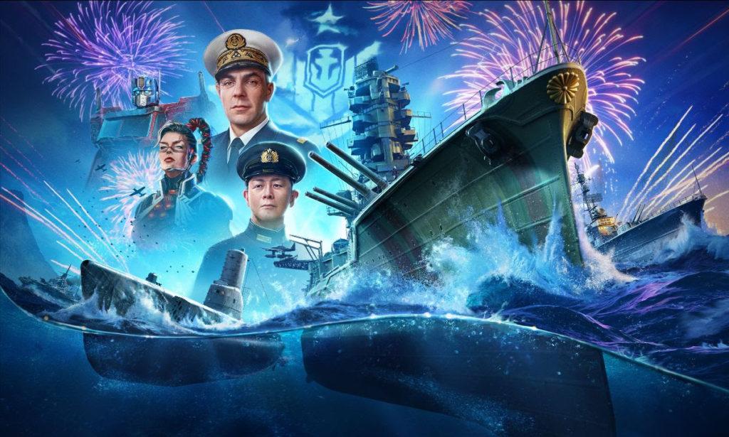 World of Warships comemora seu 6º aniversário com estilo