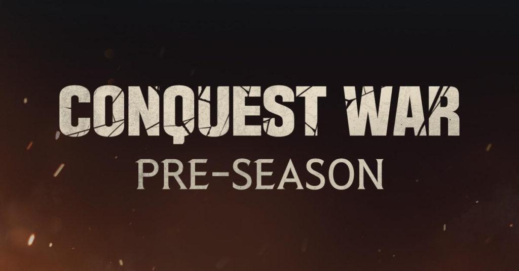Black Desert inicia 2ª pré-temporada da Guerra de Conquista