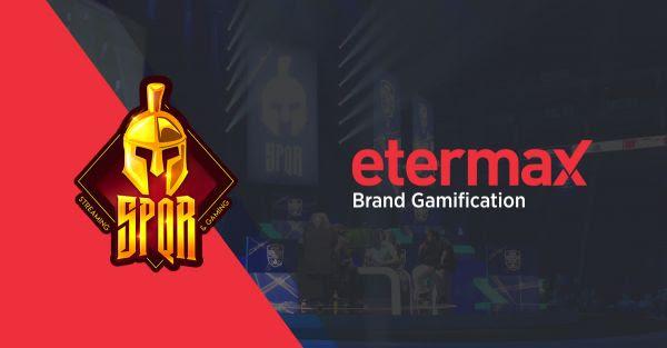 Etermax Brand Gamification e SPQR Brasil Team fecham parceria