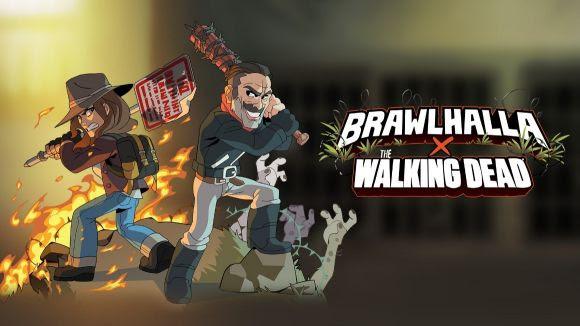 Brawlhalla e The Walking Dead
