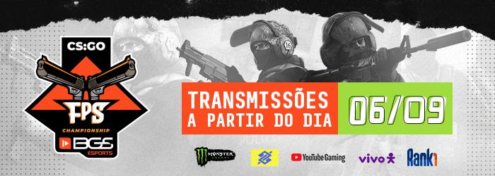 Brasil Game Show anuncia equipes convidadas para os torneios masculino e feminino de CS:GO