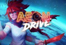 Capa para análise de Aeon Drive