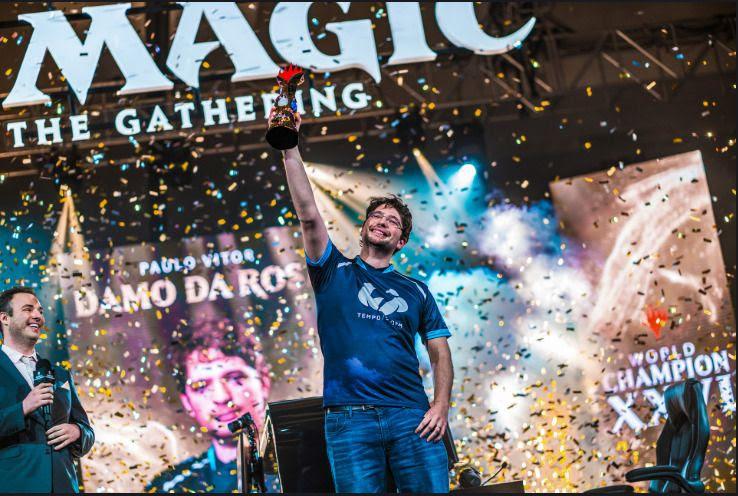 Mundial de Magic: The Gathering acontece neste fim de semana com brasileiro na disputa pelo título